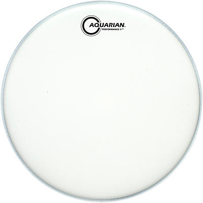 Aquarian Performance II Coated Bass Drum Head