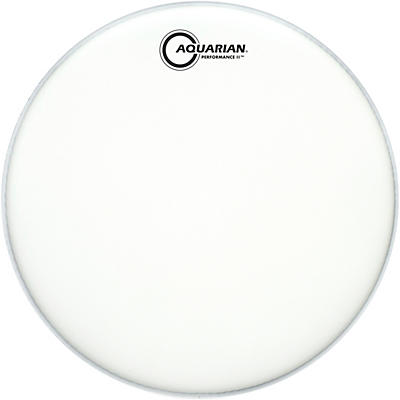 Aquarian Performance II Coated Snare Drum Head
