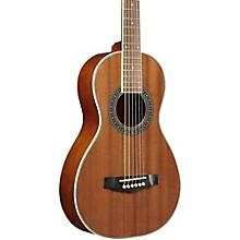Open BoxIbanez Performance PN1MHOPN Mahogany Parlor Acoustic Guitar