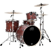 Performance Series 4-Piece Shell Pack Tobacco Stain Oil with Chrome Hardware