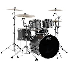 Performance Series 5-Piece Shell Pack with Chrome Hardware Gun Metal