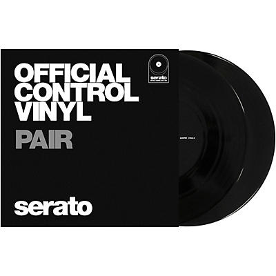 "SERATO Performance Series 7"" DVS Timecode Vinyl with NoiseMap Control Tone, Black (Pair)"