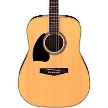 Open BoxIbanez Performance Series PF15 Left Handed Dreadnought Acoustic Guitar