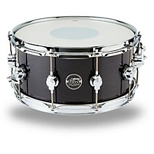 Performance Series Snare Drum 14 x 6.5 in. Ebony Stain Lacquer
