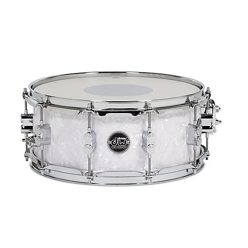 DW Performance Series Snare White Marine 14x5.5