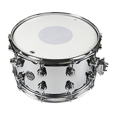 DW Performance Series Steel Snare Drum