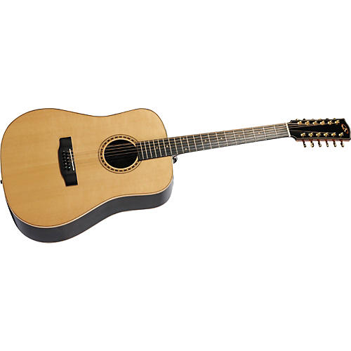 Bedell Performance TB-28-12-G Dreadnought 12-String Acoustic