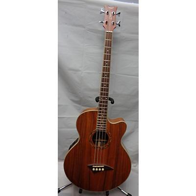 Dean Performer Bass Ce Ns Dao Acoustic Bass Guitar