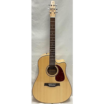 Seagull Performer CW HG QIT Acoustic Electric Guitar