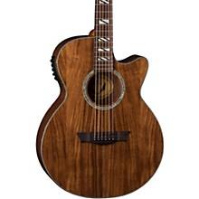 Open BoxDean Performer Koa Acoustic-Electric Guitar