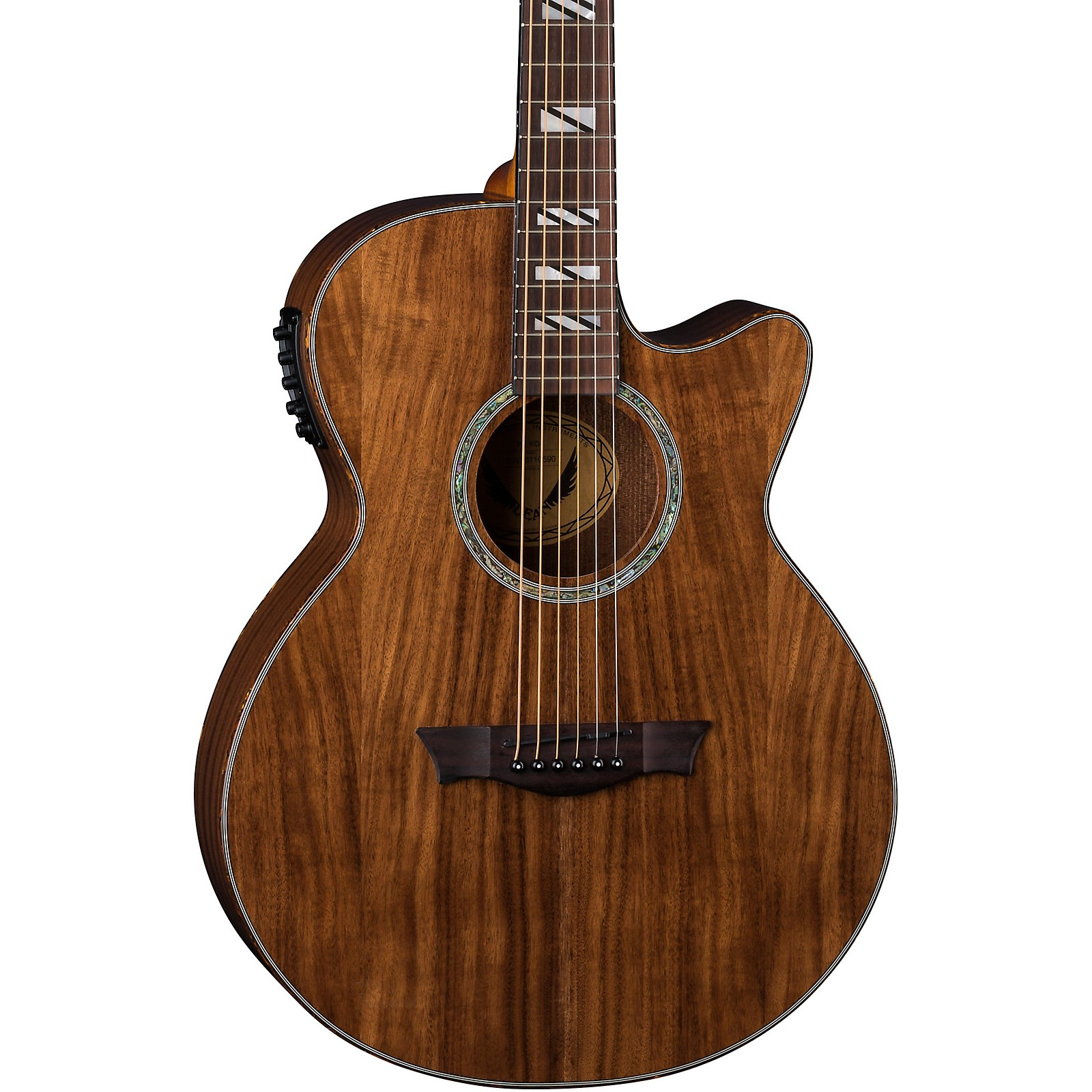 Dean Performer Koa Acoustic-Electric Guitar