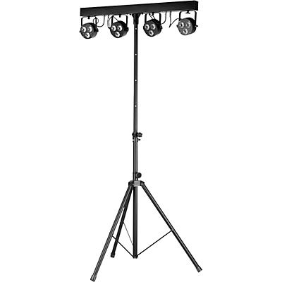 Stagg Performer Light Set RGBW LED System with Stand
