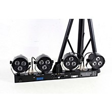 Open BoxStagg Performer Light Set RGBW LED System with Stand
