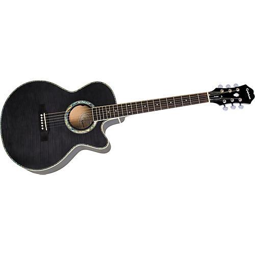 epiphone performer me venetian jumbo acoustic electric guitar musician 39 s friend. Black Bedroom Furniture Sets. Home Design Ideas