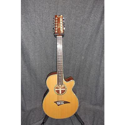 Dean Performer SE12 12 String Acoustic Electric Guitar