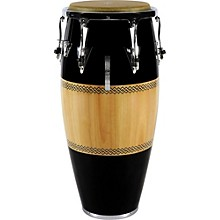 Performer Series Conga with Chrome Hardware 11 in. Quinto Black/Natural