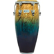 Performer Series Conga with Chrome Hardware 11 in. Quinto Blue Fade