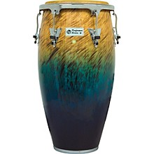 Performer Series Conga with Chrome Hardware 12.5 in. Tumba Blue Fade