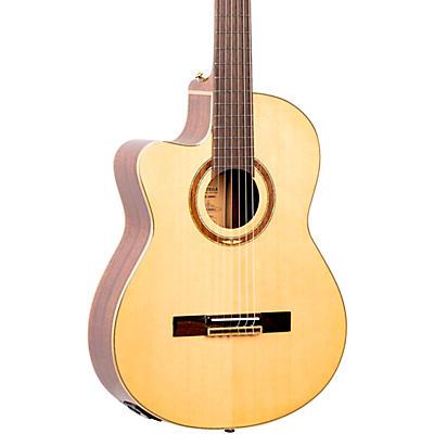 Ortega Performer Series RCE138SN-L Acoustic Electric Nylon Guitar