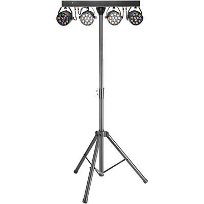 Stagg Performer Set with 4 PAR 12 and Stand