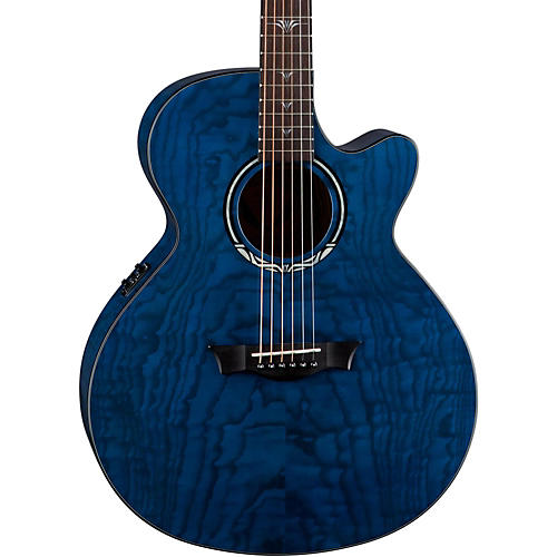Dean Performer Ultra Quilt Acoustic-Electric Guitar