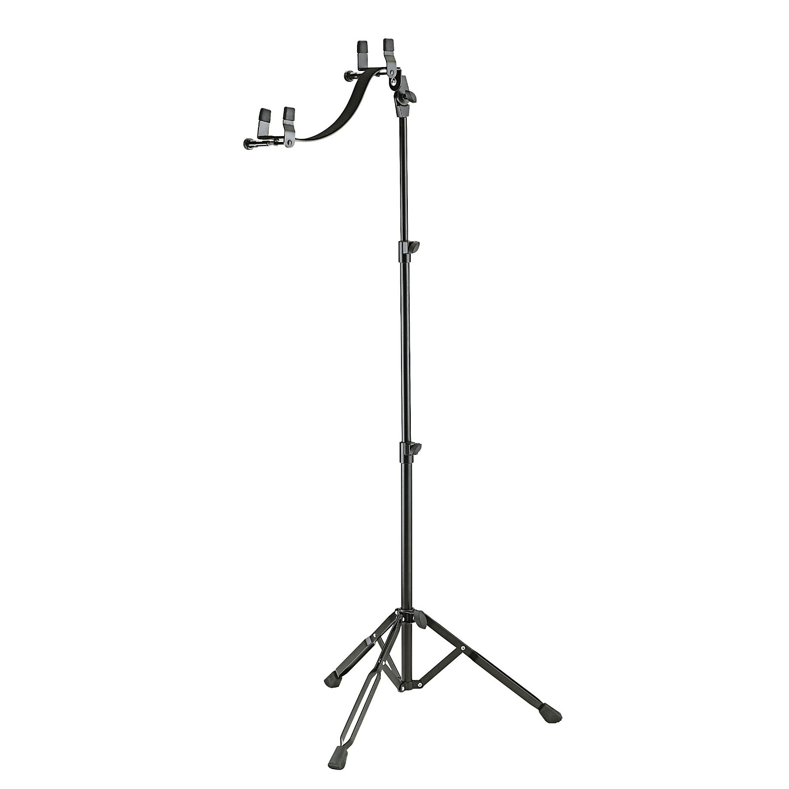 K&M Performer Walk Up Acoustic Guitar Stand