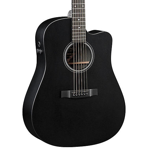 martin performing artist series 2016 dcpa5 black dreadnought acoustic electric guitar musician. Black Bedroom Furniture Sets. Home Design Ideas