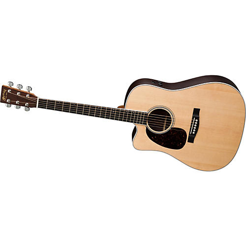 Martin Performing Artist Series DCPA3 Left Handed Acoustic-Electric Guitar