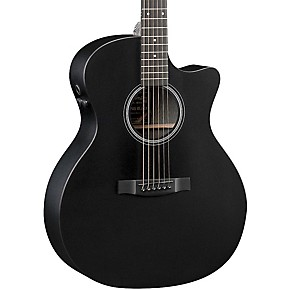 martin performing artist series gpcpa5 black grand performance acoustic electric guitar. Black Bedroom Furniture Sets. Home Design Ideas