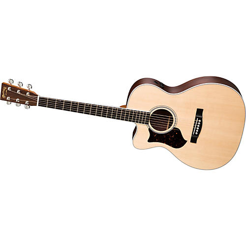 Martin Performing Artist Series OMCPA3 Left Handed Acoustic-Electric Guitar