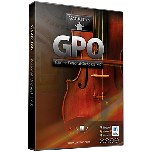 Garritan Personal Orchestra 4 Software Download