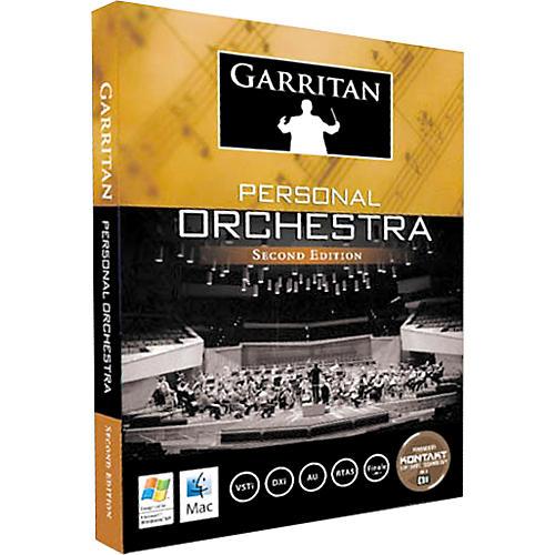 Garritan Personal Orchestra Second Edition