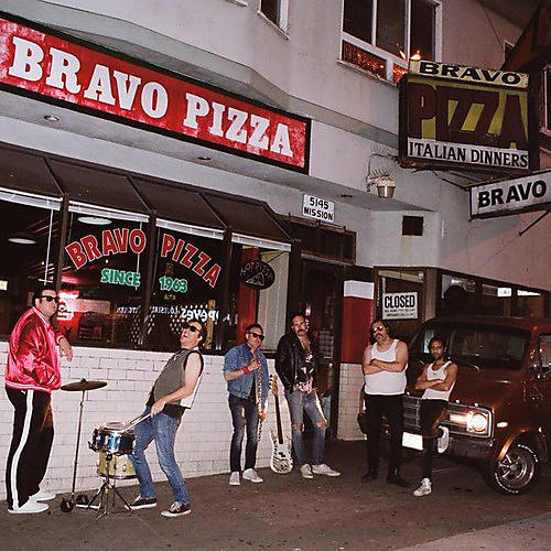 Alliance Personal and the Pizzas - Personal & The Pizzas