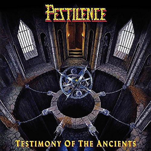 Alliance Pestilence - Testimony Of The Ancients