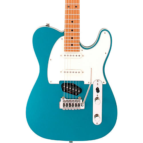 Reverend Pete Anderson Signature Eastsider S Electric Guitar Satin Deep Sea Blue