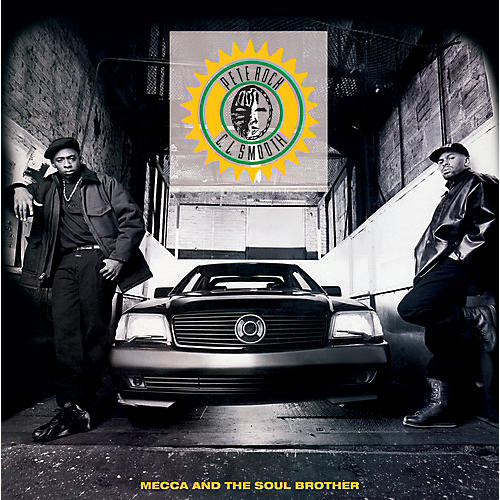 Alliance Pete Rock & Cl Smooth - Mecca & Soul Brother