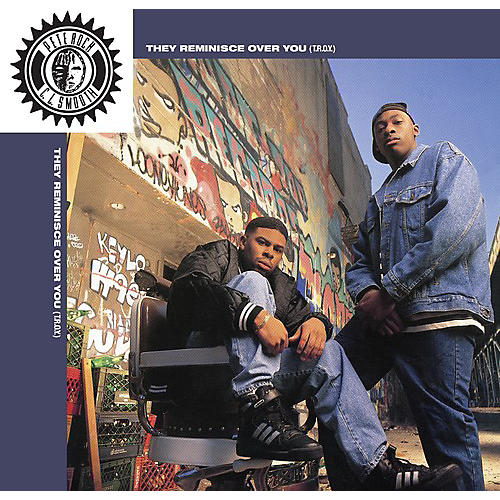 Alliance Pete Rock & Cl Smooth - T.r.o.y. (they Reminisce Over You) Straighten It