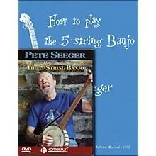 Hal Leonard Pete Seeger Banjo Mega Pack