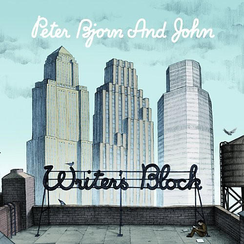 Alliance Peter Bjorn & John - Writers Block