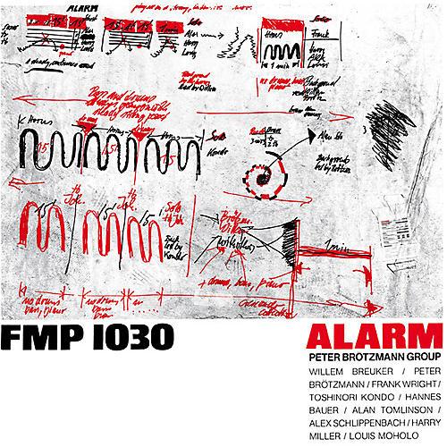Alliance Peter Brotzmann - Alarm