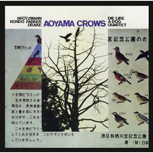 Alliance Peter Brotzmann - Aoyama Crows