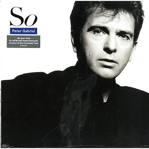 Alliance Peter Gabriel - So