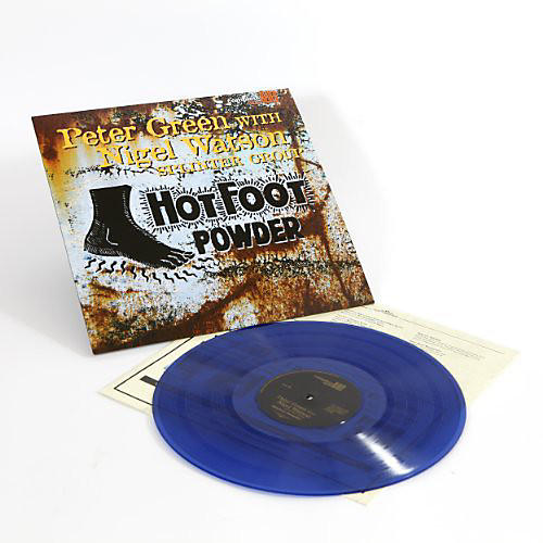 Alliance Peter Green - Hot Foot Powder