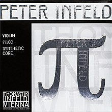 Peter Infeld 4/4 Size Violin Strings 4/4 Size Tin E String