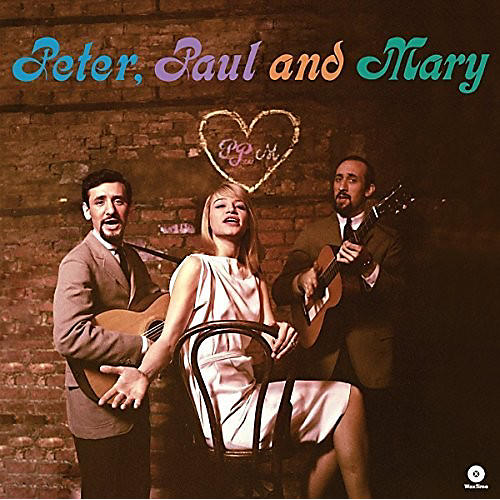 Alliance Peter, Paul and Mary - Debut Album