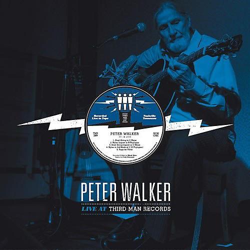 Alliance Peter Walker - Live at Third Man