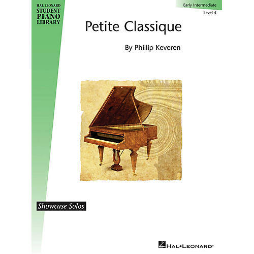 Hal Leonard Petite Classique Piano Library Series by Phillip Keveren (Level Early Inter)