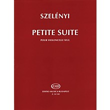 Editio Musica Budapest Petite Suite (for Solo Violoncello) EMB Series Written by István Szelényi