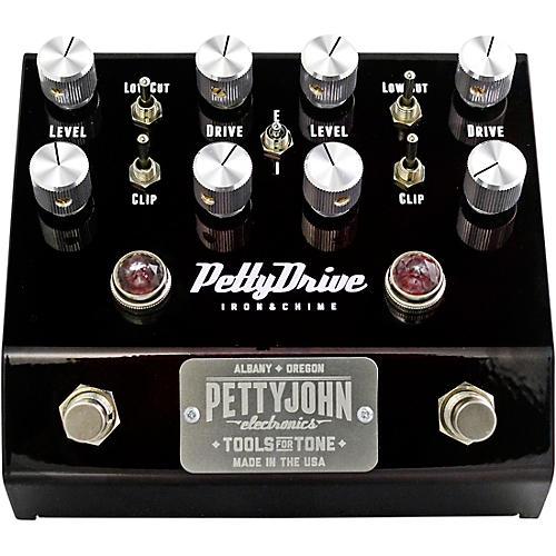 Pettyjohn Electronics PettyDrive V2 Effects Pedal