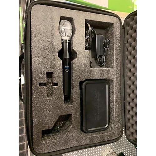 Shure Pgxd24/sm86 Handheld Wireless System